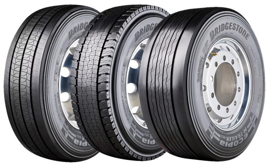 Nová pneumatika Bridgestone Ecopia H002