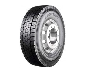 Nová pneumatika Bridgestone Duravis R002 snižuje dopravcům náklady