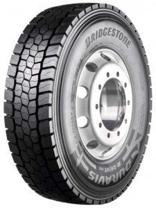 Nová pneumatika Bridgestone Duravis R002