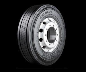 Bridgestone představuje pneumatiku COACH-AP 001 pro hospodárnou a komfortní jízdu