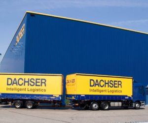Johnston Logistics v Irsku rebranduje na Dachser