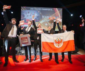 RTEC 2019: Rakousko se stalo vítězem soutěže poprodejních týmů