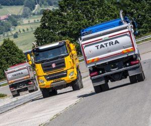 Do výrobních prostor společnosti Tatra Trucks zavítali návštěvníci Kopřivnických dnů techniky