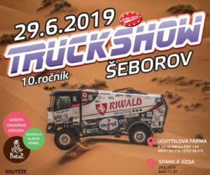 Truck Show Šeborov 2019