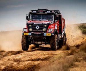Na Silk Way Rally vyjíždí i severočeský kamion