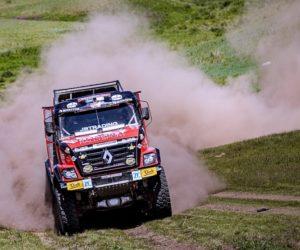 Van den Brink dojel ve 3. etapě pátý