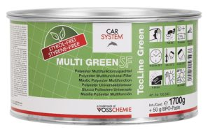 Carsystem Multi Green SF nově u firmy Interaction