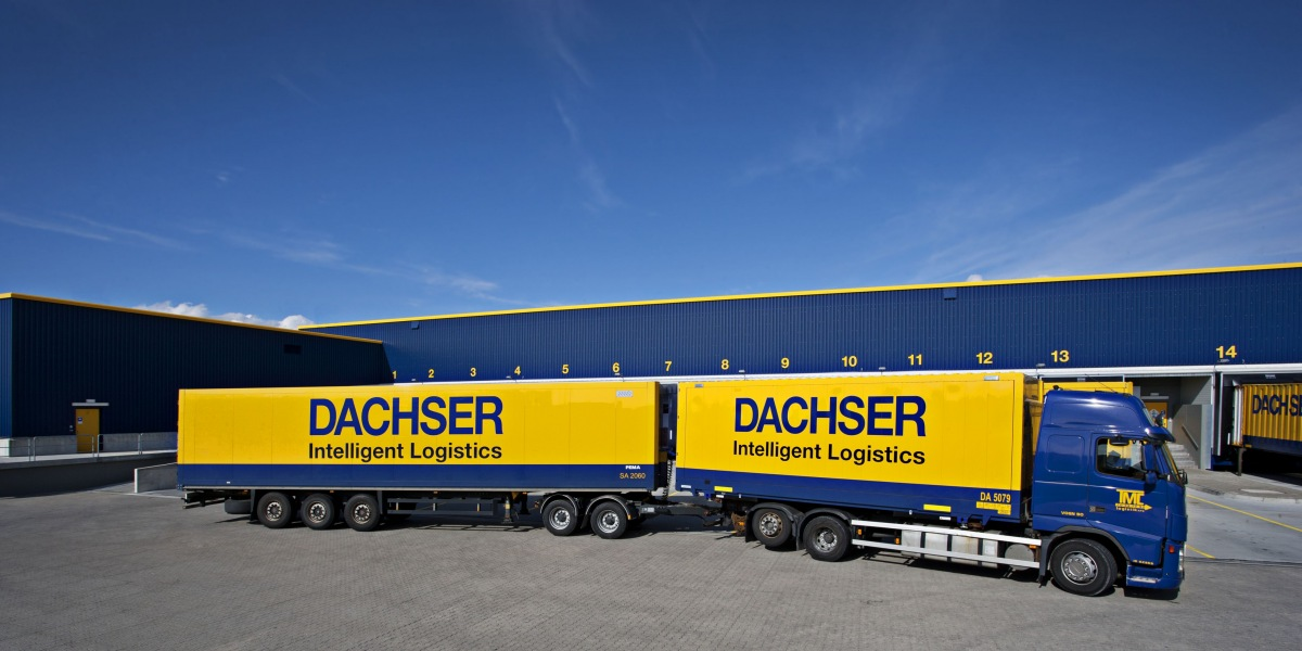 Dachser Czech Republic nasadil další silniční vlak