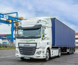 Inovativní DAF CF Electric získal ocenění Green Truck