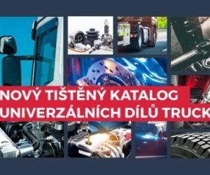Inter Cars: nový tištěný katalog truck 2019