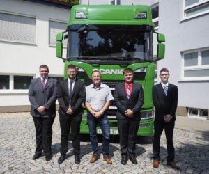 """Pro firmu Scania pracují """"mladí profesionálové"""""""