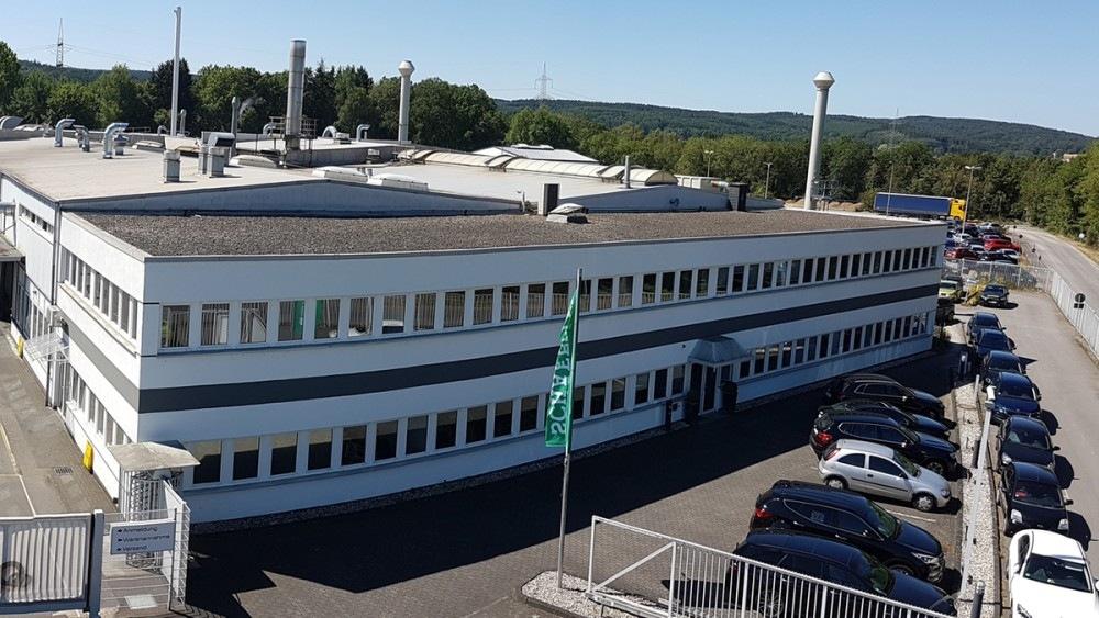 Společnost Schaeffler v Hamme