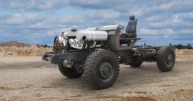 Tatra Trucks letos do Jordánska dodá stovky podvozků