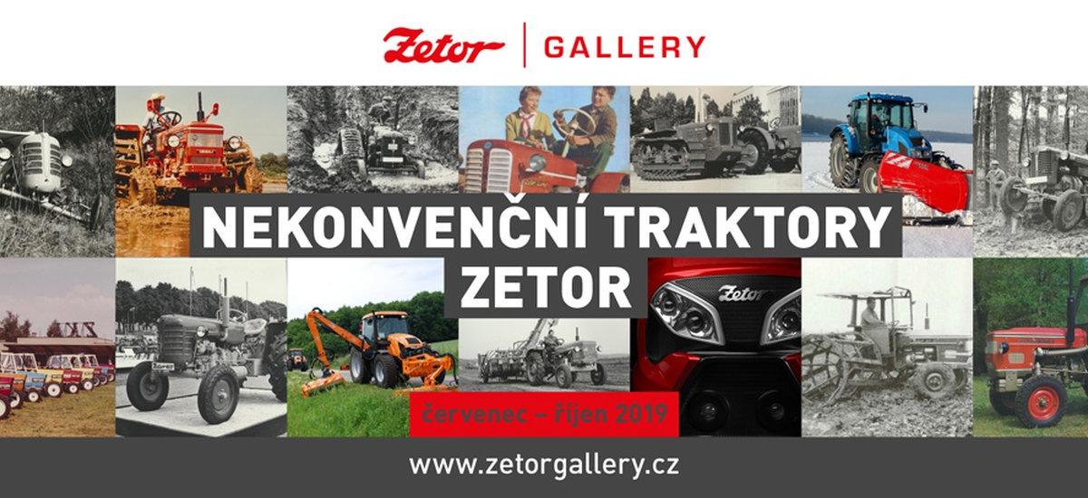 Nekonvenční traktory Zetor