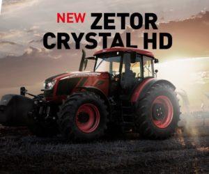 Traktory Zetor se chystají na agrosalón Země živitelka 2019