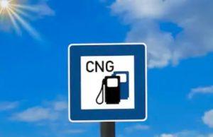 CNG značka