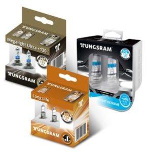 Firma ELIT rozšířila svůj sortiment o žárovky Tungsram