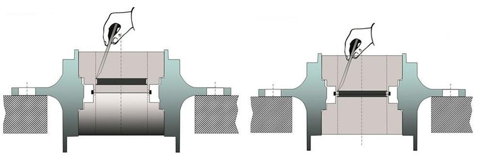 Montáž a demontáž kompaktního ložiska FAG (RIU) 15
