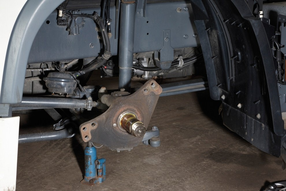Montáž a demontáž kompaktního ložiska FAG (RIU) 1