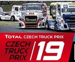 Chystá se Czech Truck Prix 2019