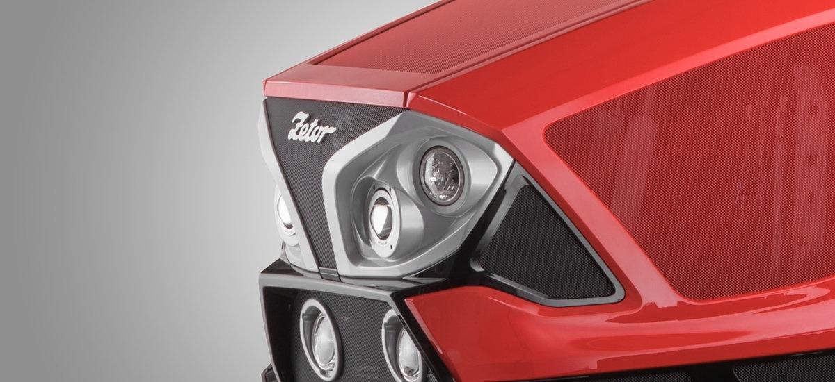 Zetor Proxima nový design