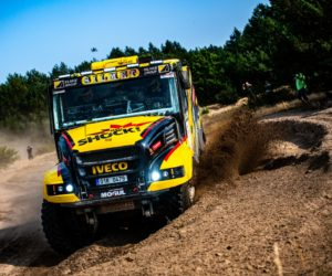 Macíkův kamion v Polsku předjel většinu osobáků