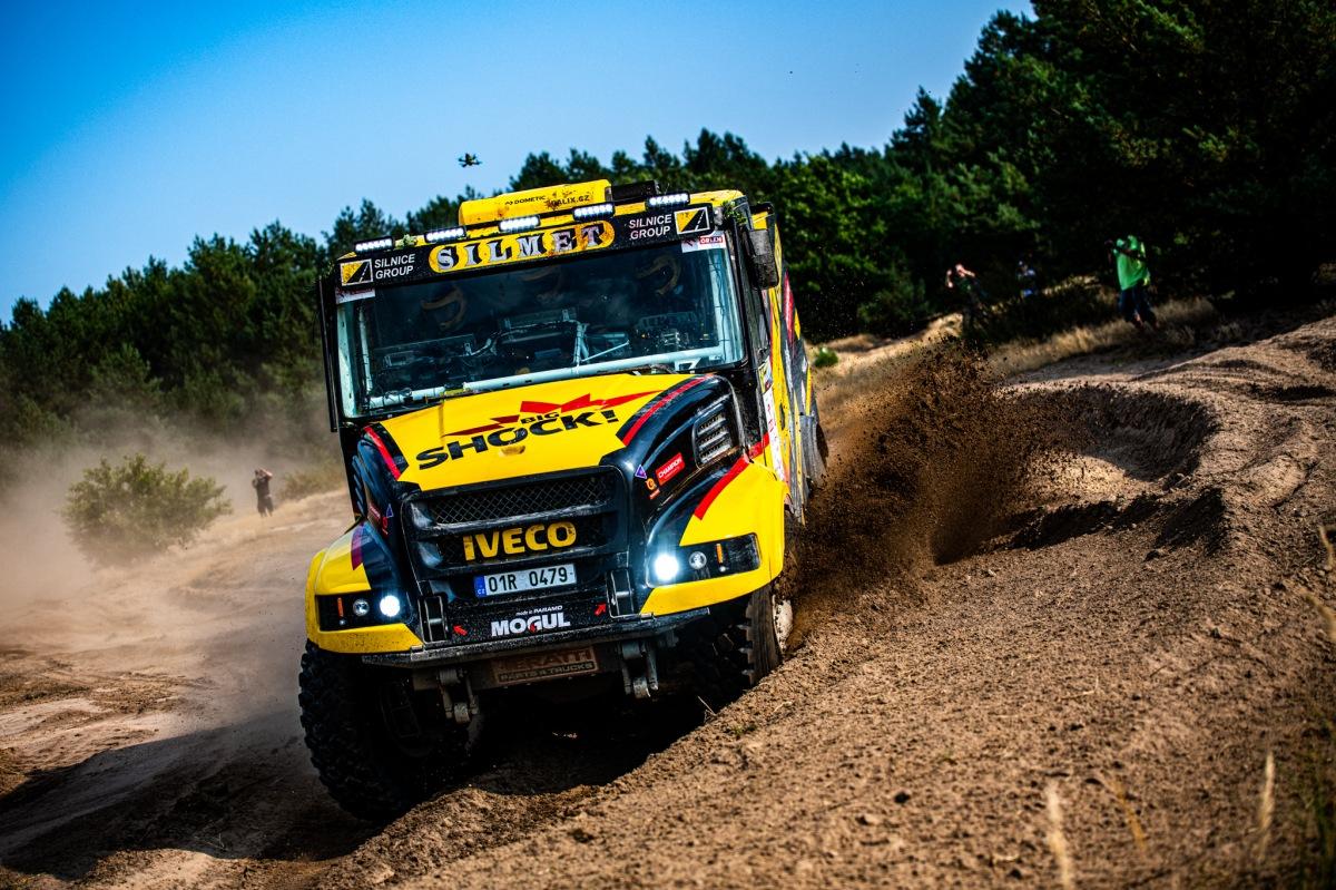 Big Shock Racing Team na Baja Poland