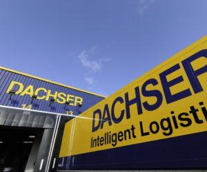Dachser Ostrava má nové prostory
