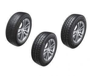 Hankook doplňuje svou řadu zimních pneumatik 2019/20 o nové dezény