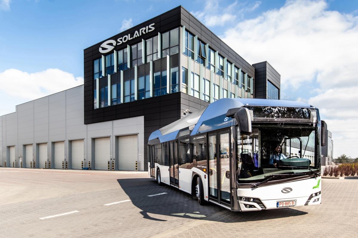 Solaris bude na Busworld v Bruselu