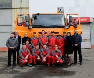Vzdělávací projekt Tatra do škol úspěšně pokračuje. Zájem mají i další školy