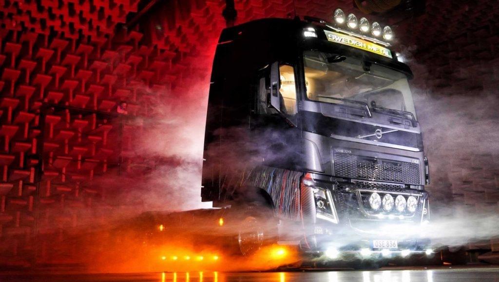Swedish Metal, tahač Volvo FH16