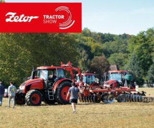 Zetor Tractor Show zavítá koncem září na Slovensko