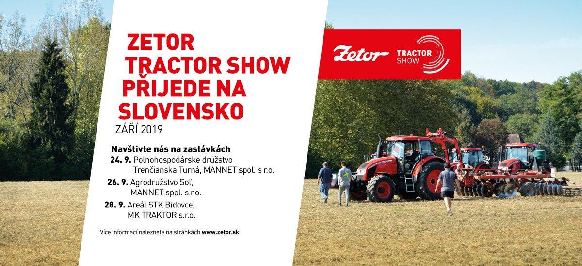 Zetor Tractor Show 2019