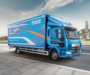 """Řada DAF LF získala ve Spojeném království ocenění """"Truck of the Year 2019"""""""