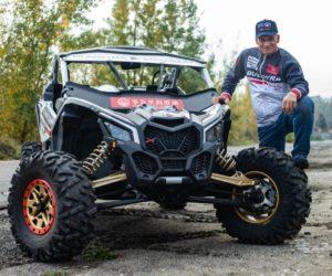 Rally Dakar pojede za Buggyru Josef Macháček