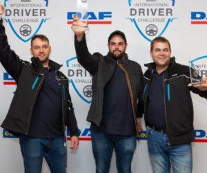 Vítězem International DAF Driver Challenge 2019 se stal Peter Jacobs, na třetím místě se umístil Miroslav Svoboda