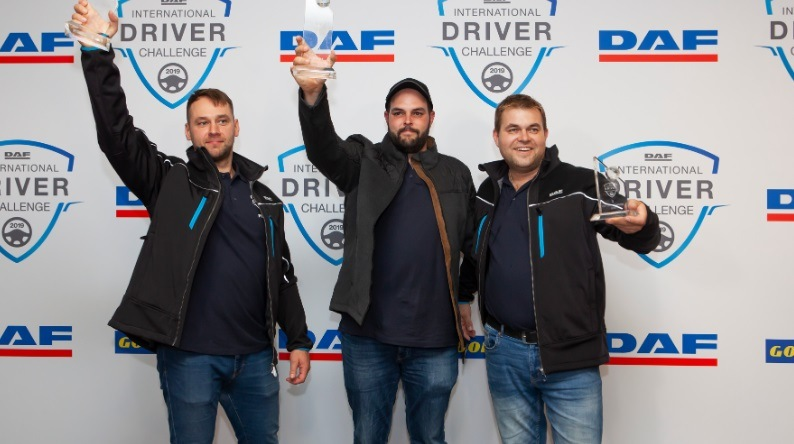 International DAF Driver Challenge 2019