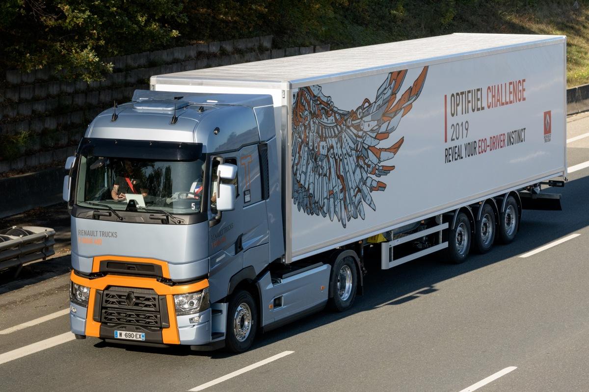 Renault Trucks T 480