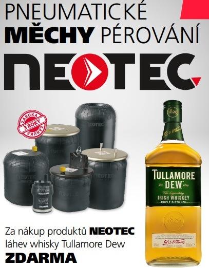 Akční ceny na pneumatické měchy pérování NEOTEC u Elitu