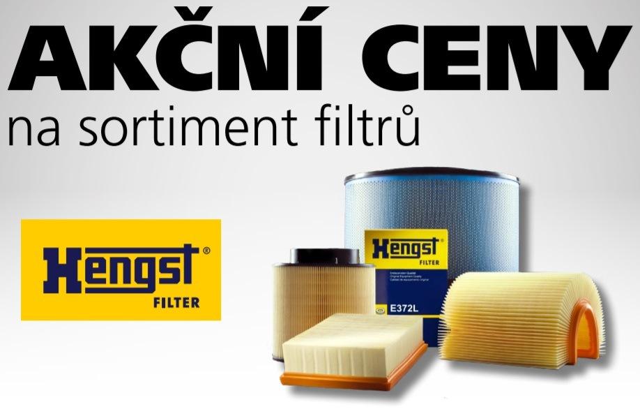 ELIT: Akční ceny na sortiment filtrů Hengst