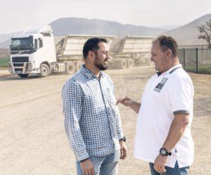 Díky nové flexibilní servisní smlouvě pomáhá společnost Volvo Trucks svým zákazníkům zlepšovat cash flow