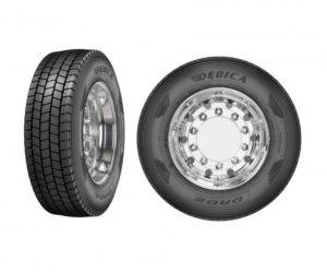 Goodyear uvádí na trh novou řadu nákladních pneumatik Debica