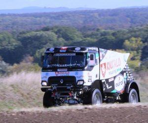Na Dakar pojede tým MKR Technology s prvním hybridem