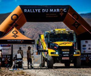 Rallye du Maroc: Macík sehnal náhradní díly od místních a jede dál