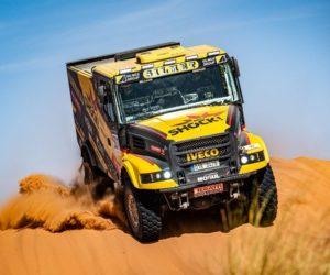 Macík po velkém dobrodružství zdolal Rallye du Maroc