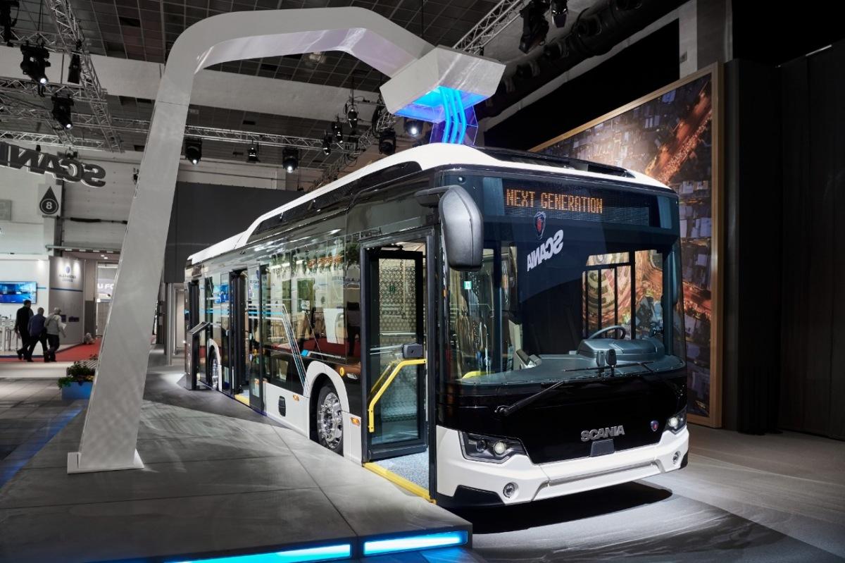 Scania autobus