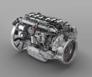 Scania přidává do své řady 13litrových motorů verzi s výkonem 540 koní