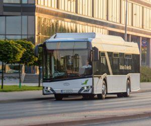Solaris chce ukázat budoucnost elektrických silnic