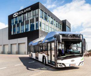 Společnost Solaris předvádí na veletrhu Busworld tři novinky